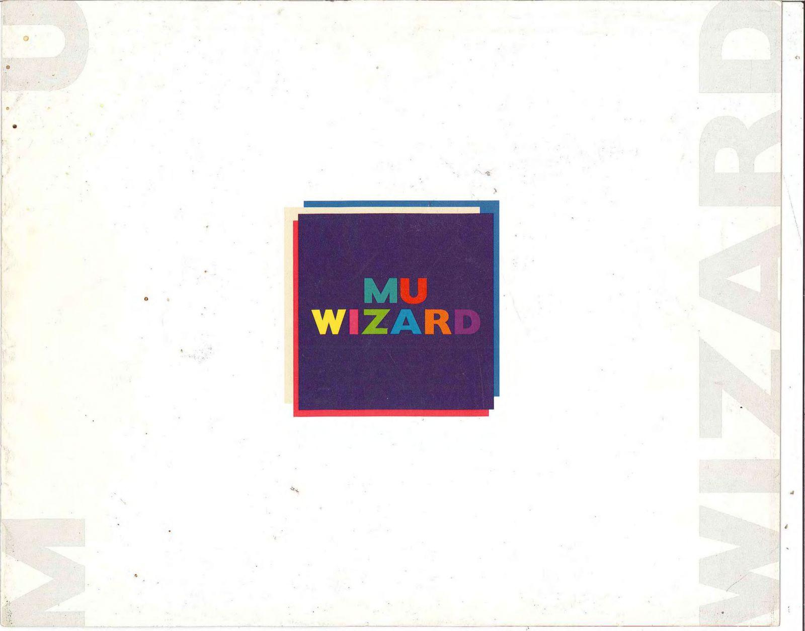 Isuzu MU & MU Wizard, 1995