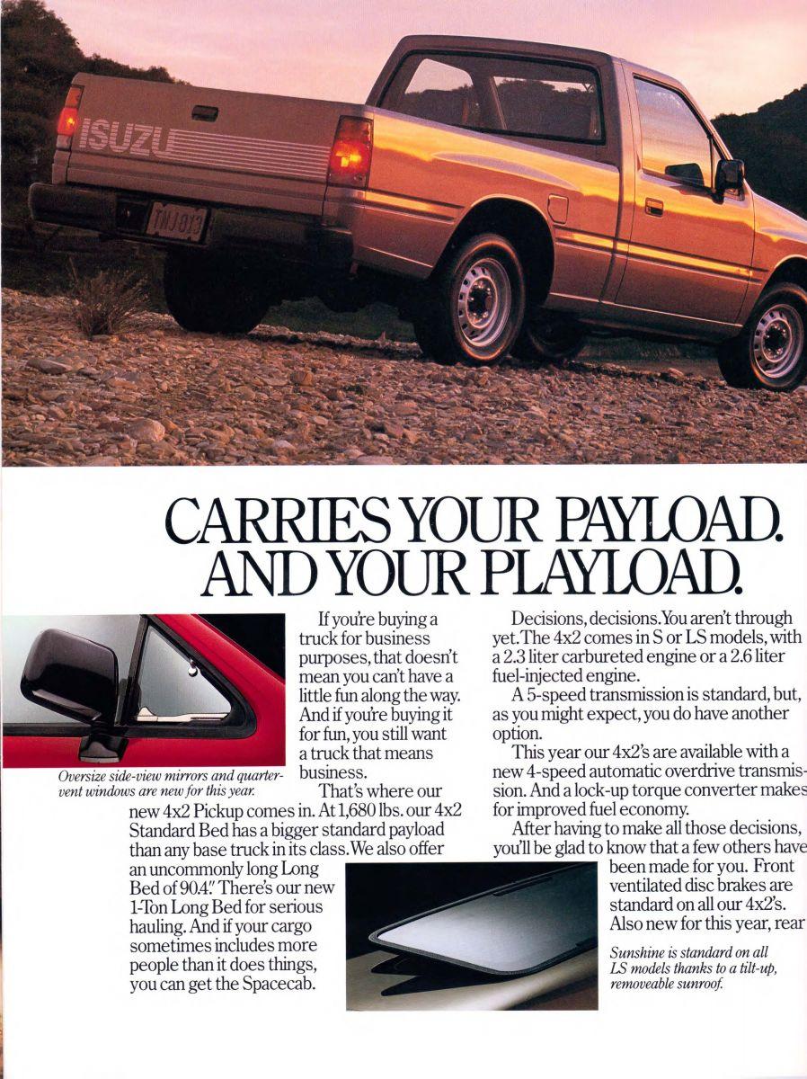 1988 Isuzu Pickups 006.jpg