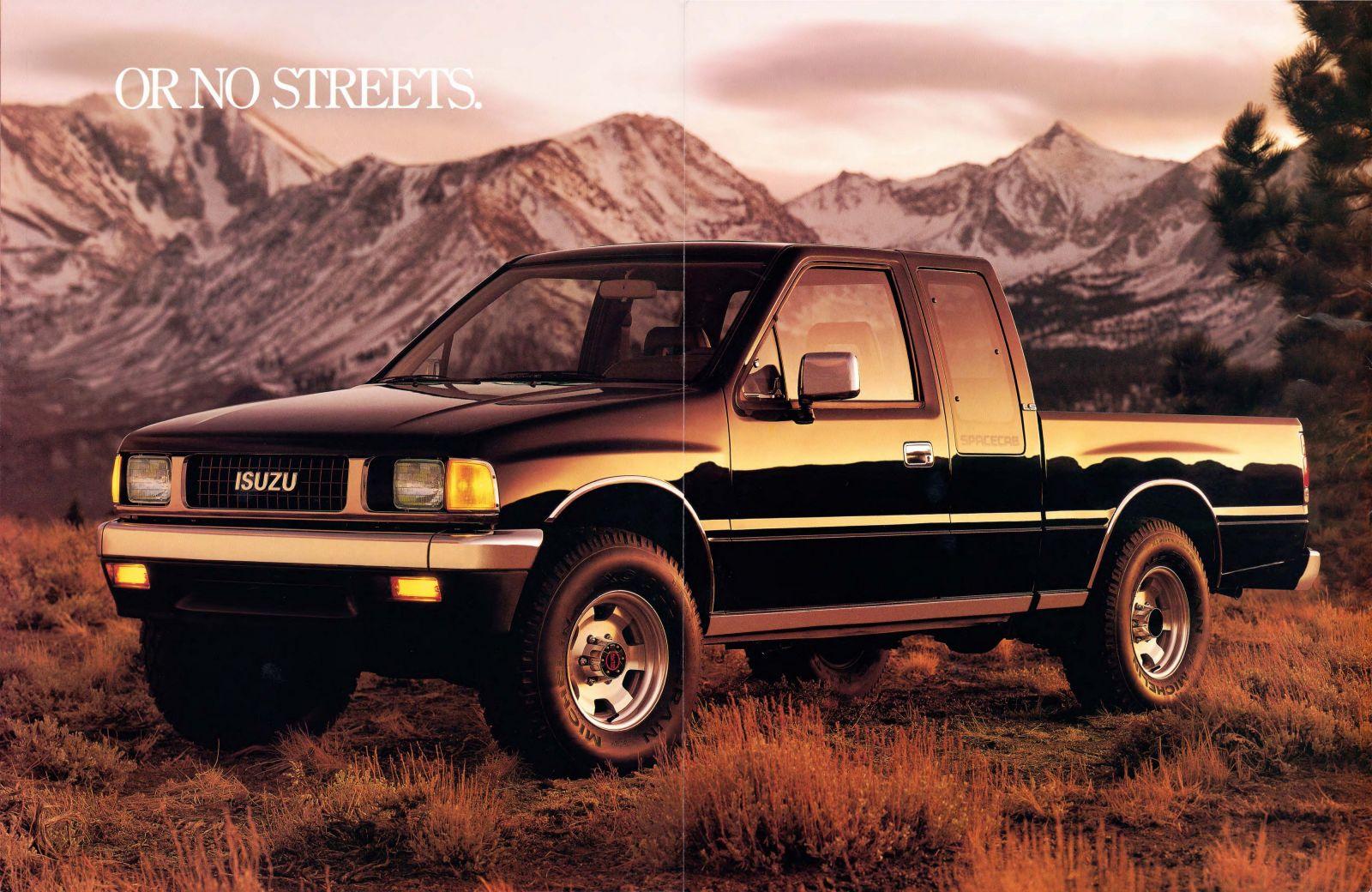 1988 Isuzu Pickups 004.jpg