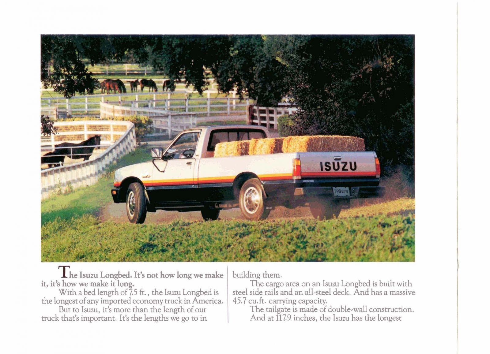 1982 Isuzu Pickups Page 04.jpg