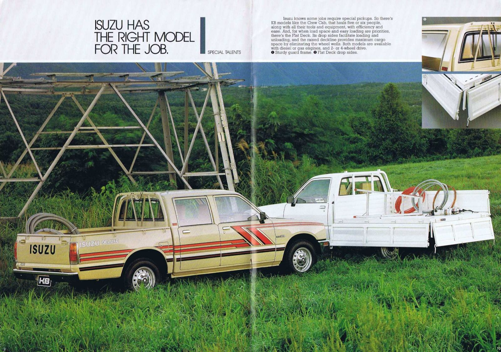 1987 Isuzu KBD Page 07.JPG