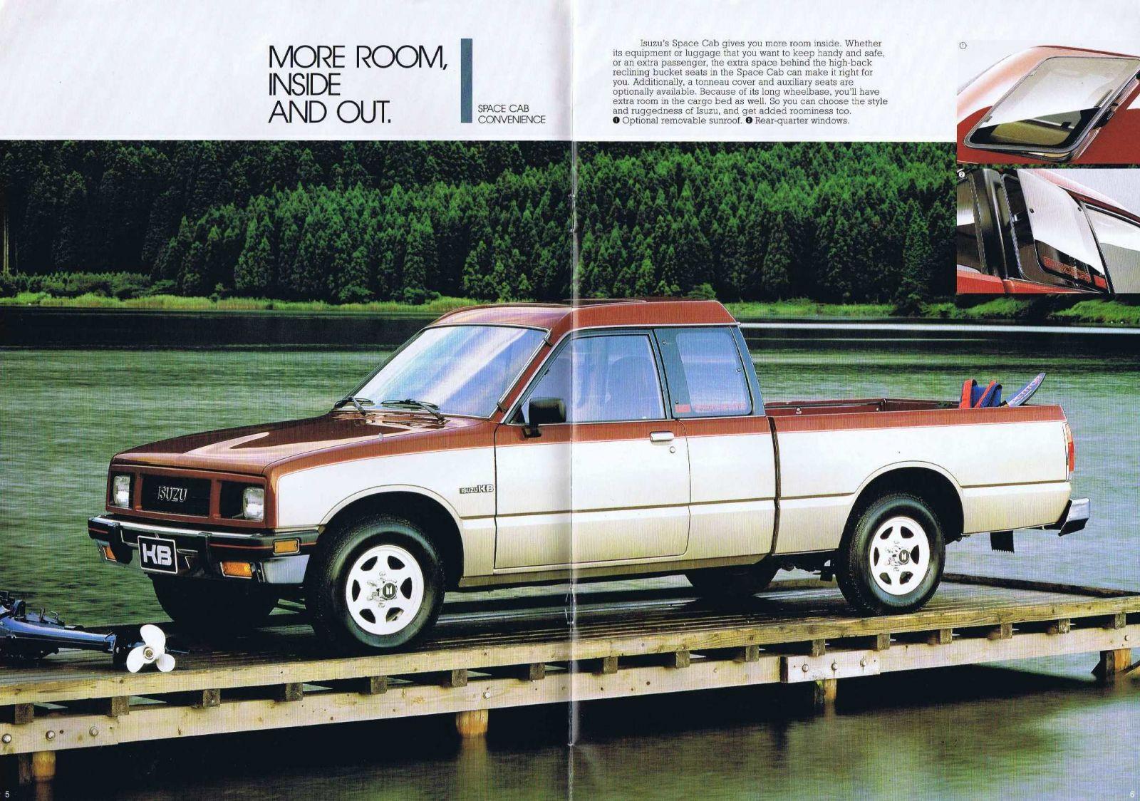 1987 Isuzu KBD Page 05.JPG