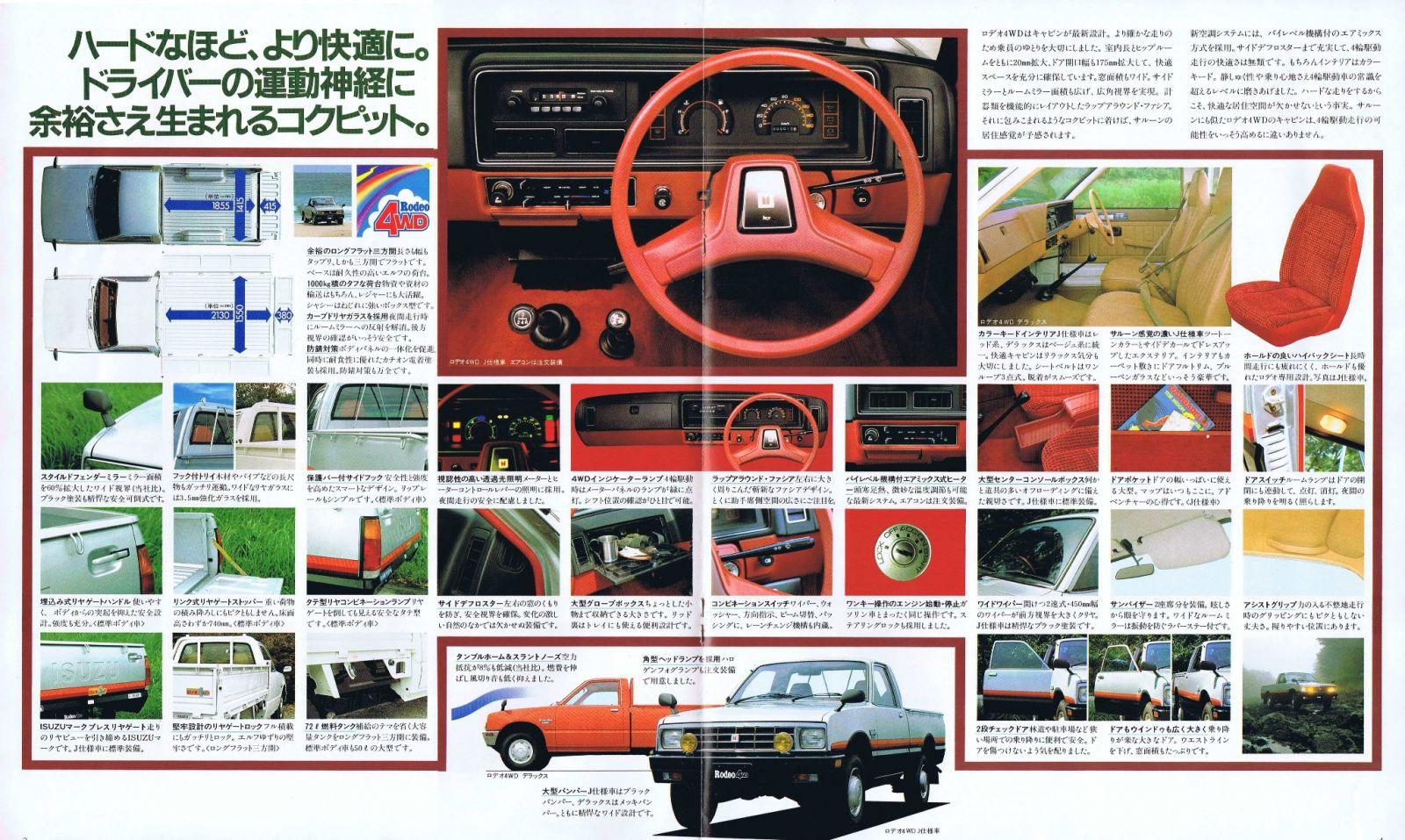 Isuzu Rodeo 4WD N-KBD41 & N-KBD46_04-05.JPG