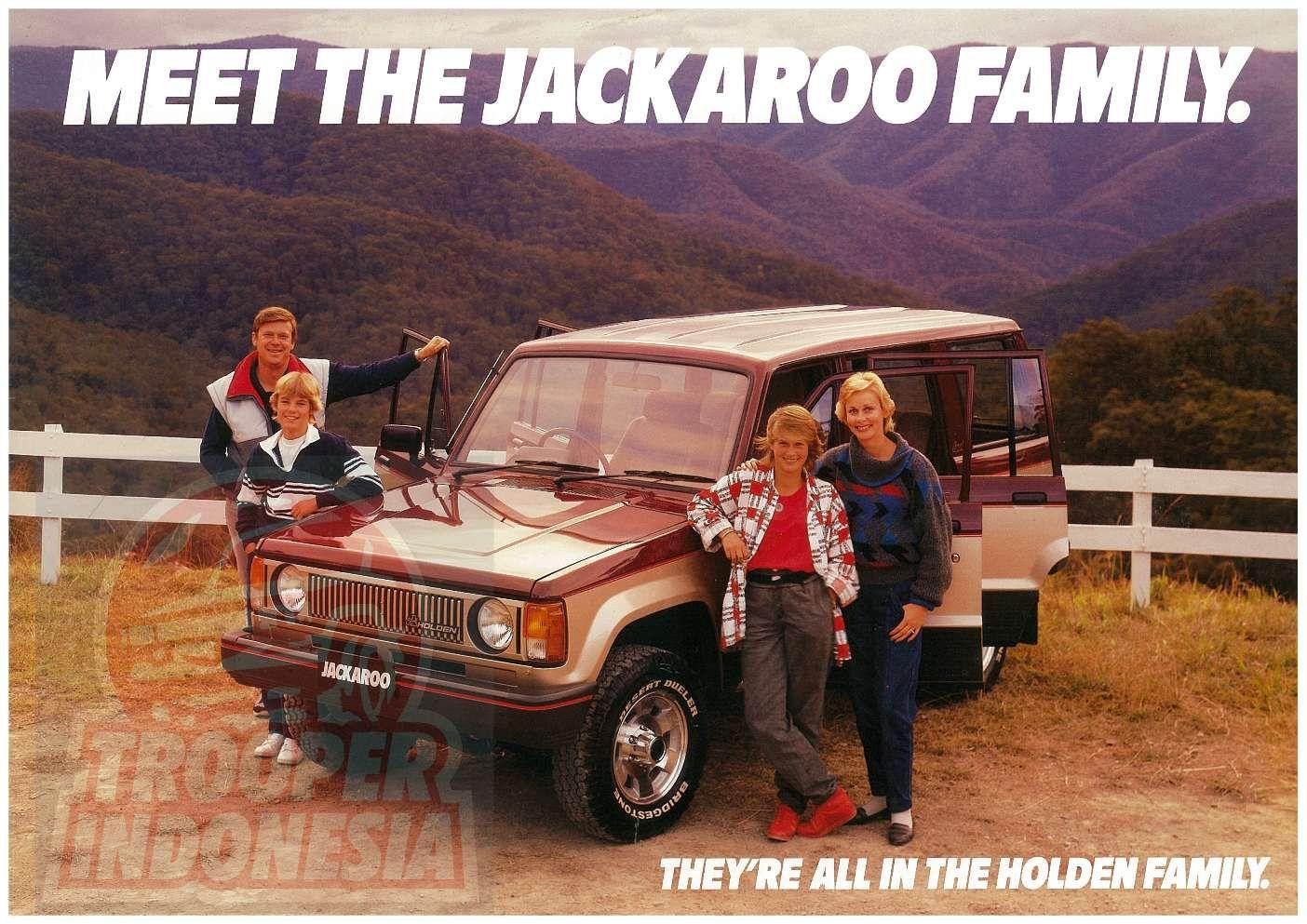 1986 Holden Jackaroo