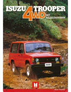 Isuzu Trooper 1983