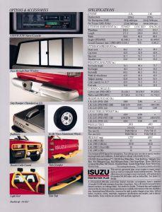 1988 Isuzu Pickups 010.jpg