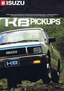 1987 Isuzu KBD Page 01.JPG